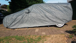 Ford Escort Cosworth outdoor cover in STORMFORCE 4 Layer Material