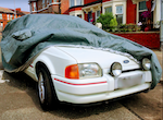 Ford Escort MONSOON Outdoor Cover for Escort, XR3i, Cabrio, RS2000, Mk3, 4, 5, 6 ( STORMFORCE Upgrade Available )
