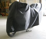 Motorcycle STORMFORCE 4 Layered Cover - Indoor / Outdoor Totally Waterproof
