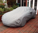 TVR S1 - S4 STORMFORCE 4 Layer Outdoor Fitted Car Cover ( Waterproof & Breathable )