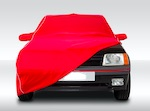 SOFTECH Luxury Soft Fleece Peugeot Indoor Bespoke Cover - Fully Fitted, made to order.