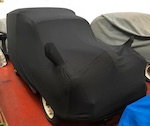 Morris Minor or Traveller Luxury Indoor Bespoke Cover - Fully Fitted, made to order.