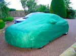 Nissan 350Z or 370Z ADVAN-TEX Outdoor Cover - Fully Fitted, made to order, colour choice