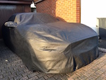 Ford Mustang ADVAN-TEX Waterproof & Breathable Outdoor Bespoke Car Cover  ( INCLUDING THE 2016 ONWARDS VERSION )