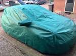 Citroen DS3 ADVAN-TEX Waterproof & Breathable Outdoor Bespoke Car Cover  - Fully Fitted, made to order.