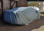 Ford Falcon Outdoor cover in STORMFORCE 4 Layer Material