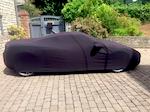 McLaren ( All Models Available ) Luxury SOFTECH Bespoke Indoor Fleece Car Cover