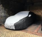 Maserati Gran Turismo 2007 on Lightweight Outdoor Luxury Cover - Totally Bespoke, Fully Fitted, made to order