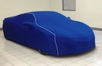 Audi A2 SOFTECH Luxury Indoor Bespoke Cover - Soft, Fleece, Stretch, Fully Fitted, made to order.