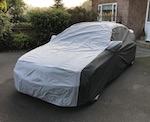 BMW CIELO Waterproof & Breathable Outdoor Bespoke Car Cover  - Fully Fitted, made to order.