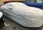 Ford Mustang Cielo Outdoor Bespoke Car Cover  - Fully Fitted, made to order. ( INCLUDING THE 2016 ONWARDS VERSION )