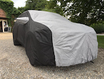 VW Touareg Outdoor Car Cover  - Custom Madeto Order, Fully Fitted.