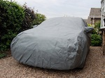 Hyundai IONIQ Stormforce 4 Layer Outdoor Car Cover