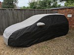 Renault Clio CIELO Waterproof & Breathable Outdoor Bespoke Car Cover  - Fully Fitted, made to order.