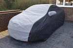 Rover CIELO Two Tone Waterproof & Breathable Outdoor Bespoke Car Cover  - Fully Fitted, made to order. (Select Yours)