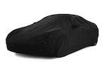 Audi R8 SAHARA (Black) Indoor Tailored Dust Cover - Off The Shelf, Fits All Versions except GT Spoiler
