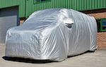 Ford Transit Van Voyager Car Cover for indoor/outdoor use.