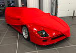 Ferrari ( All Versions ) SOFTECH STRETCH Indoor Car Cover - Colour Choice