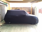 BMW MINI ( All Versions ) SOFTECH STRETCH Indoor Car Cover - Colour Choice