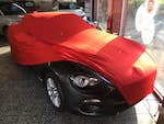 Abarth 124 Spider SOFTECH STRETCH Indoor Car Cover indoor - Colour Choice