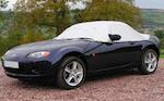 Mazda MX5 Half Cover