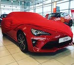 Toyota GT86 SOFTECH STRETCH Indoor Car Cover - Colour Choice