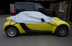 Smart Roadster / Coupe Half Cover