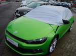 VW Scirocco Half Cover
