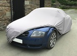 Audi TT Luxury Stretch Fit Outdoor Car Cover