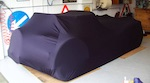 Caterham SOFTECH STRETCH Indoor Car Cover - Black