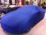 Tesla Model S SOFTECH STRETCH Indoor Car Cover - Colour Choice