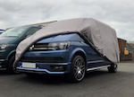 VW Transporter ( Standard Wheel Base Only ) Luxury Outdoor Car Cover, Stretch Fit