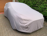 Ford Focus ( All Versions Including RS MK1,2 and 3) Luxury Outdoor Car Cover- Stretch Fit