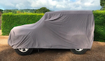 Land Rover Defender 90 and Series 1 Stretch Fit Outdoor Car Cover