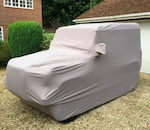 Landrover Defender 90 and 110 Custom Made Guanto Outdoor Car Cover