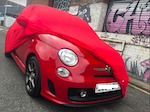 Fiat 500 Abarth SOFTECH STRETCH Indoor Car Cover - Colour Choice