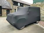 Land Rover DEFENDER 90 SOFTECH STRETCH Indoor Car Cover indoor BLACK