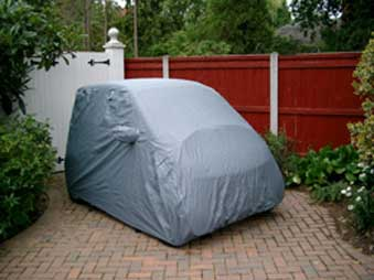 SMART car For Two Heavy Duty Outdoor Car Cover ( Stormforce Upgrade Available )