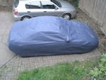 Fiat Coupe ADVAN-TEX Waterproof & Breathable Outdoor Bespoke Car Cover  - Fully Fitted, made to order.
