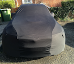 GUANTO Stretch BMW Indoor / Outdoor Bespoke Car Cover - Fully Fitted, made to order.
