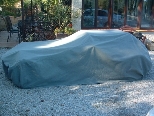 Caterham 4 Layer Stormforce Car Cover