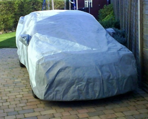 Mitsubishi Lancer Stormforce Car Cover