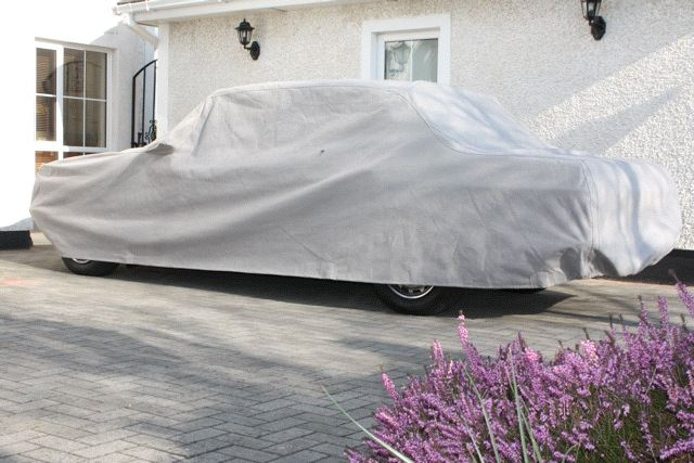 Mercedes Advan-tex Car Cover from Coveryourcar.co.uk