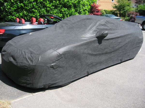 Nissan GT-R Advan-tex Black Outdoor Car Cover