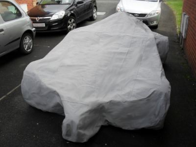 Ariel Atom Bespoke Car Cover for Outdoor Use