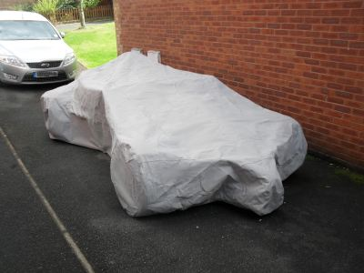 Coveryourcar.co.uk Ariel Atom Car Cover