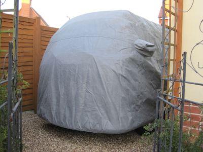 VW Camper Van Westfalia Coveryourcar.co.uk