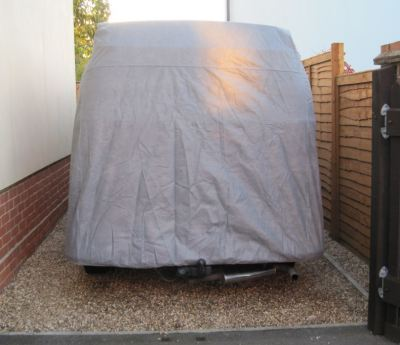 VW Camper Van Stormforce Outdoor Car Cover