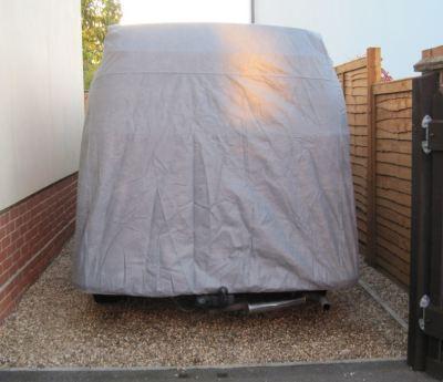 VW Camper Van Stormforce Outdoor Car Cover