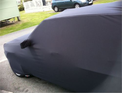 Mercedes Stretch Outdoor Car Cover